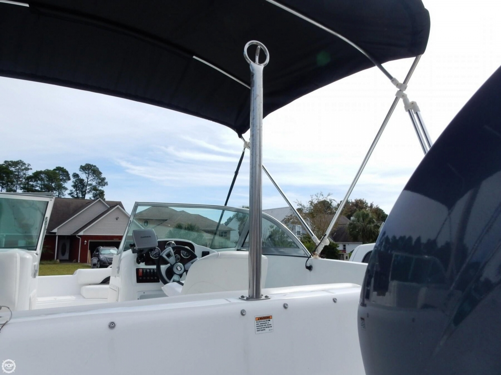 2013 Hurricane 187 Sundeck - Photo #14