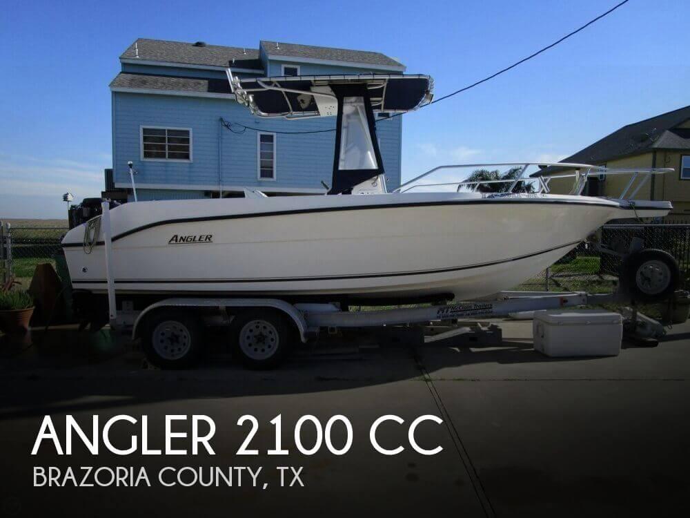 2000 Angler 2100 CC - Photo #1