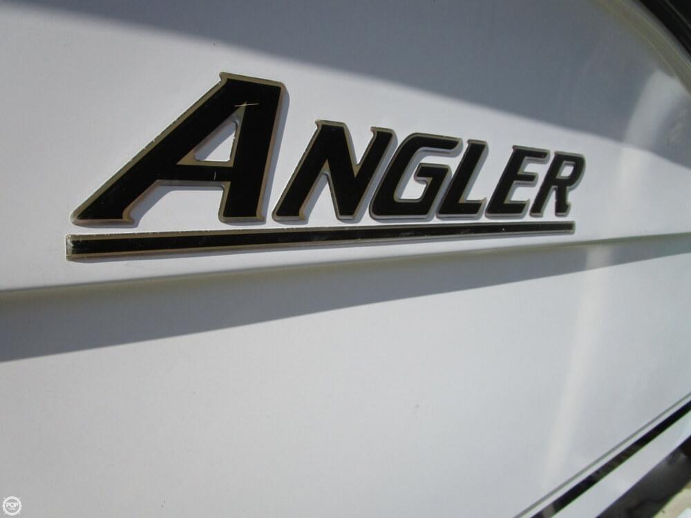 2000 Angler 2100 CC - Photo #9