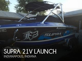 Used Boats For Sale in Indianapolis, Indiana by owner | 2008 Supra 22