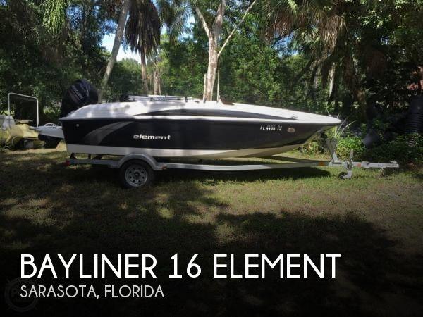 2014 Bayliner 16 Element - Photo #1