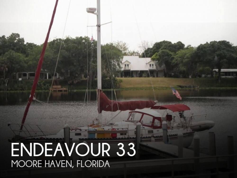 1984 Endeavour 33 - Photo #1
