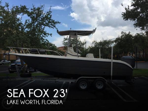 1999 Sea Fox 230 Center Console - Photo #1