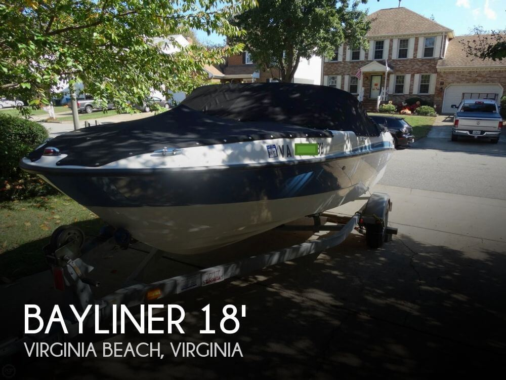 2012 Bayliner 185 Bowrider - Photo #1