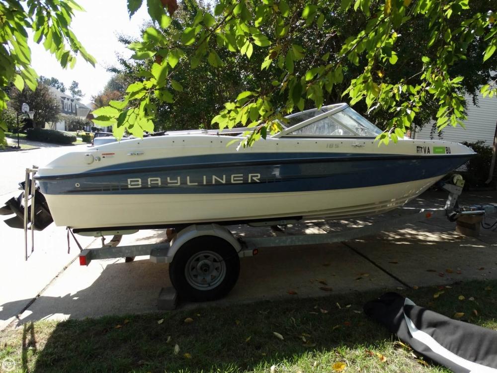 2012 Bayliner 185 Bowrider - Photo #6
