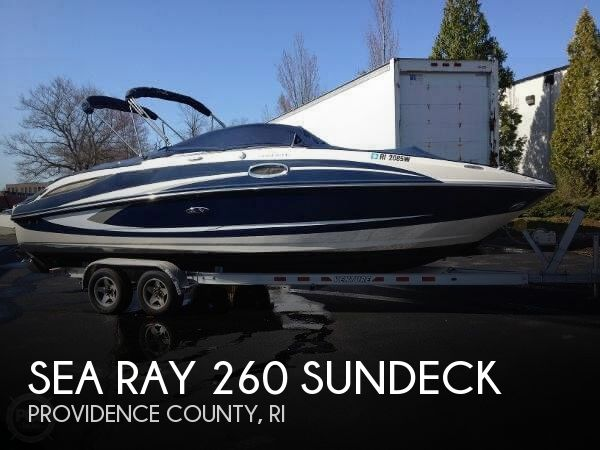 2010 Sea Ray 260 Sundeck - Photo #1