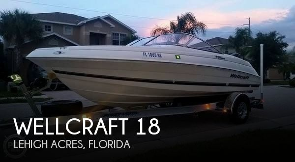 Used Wellcraft 18 Boats For Sale by owner | 2001 Wellcraft 18