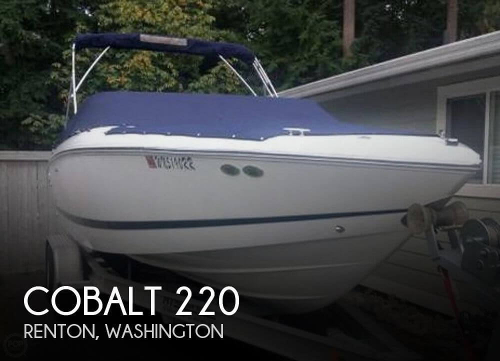 2006 COBALT 220 for sale