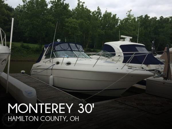 2000 Monterey 302 Cruiser - Photo #1