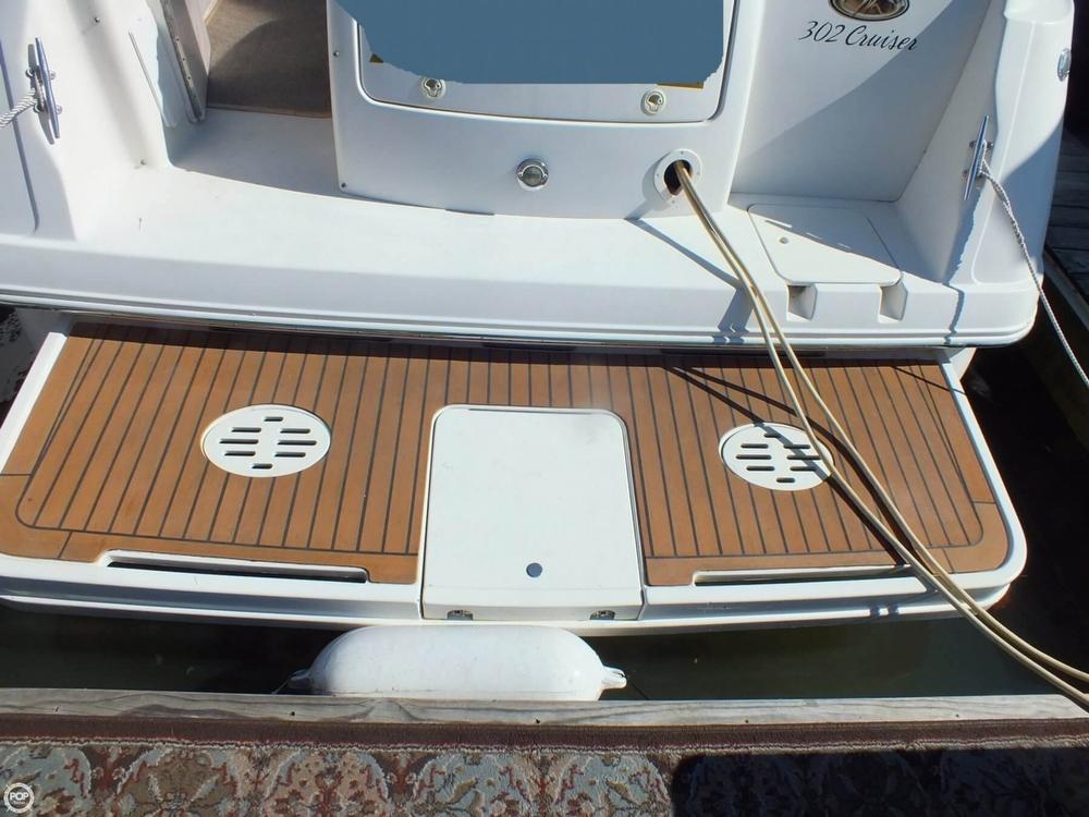 2000 Monterey 302 Cruiser - Photo #23