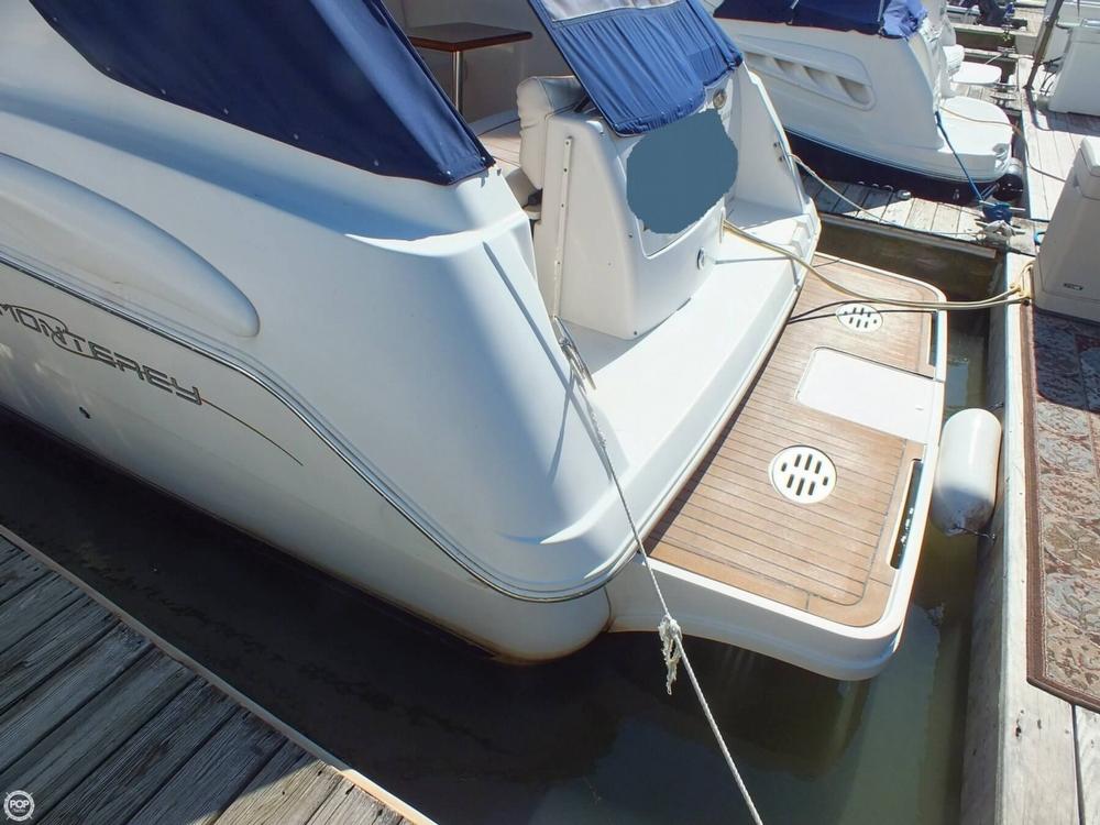 2000 Monterey 302 Cruiser - Photo #25