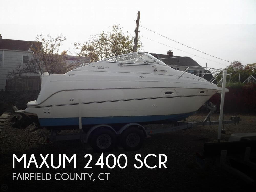 2003 MAXUM 2400 SCR for sale