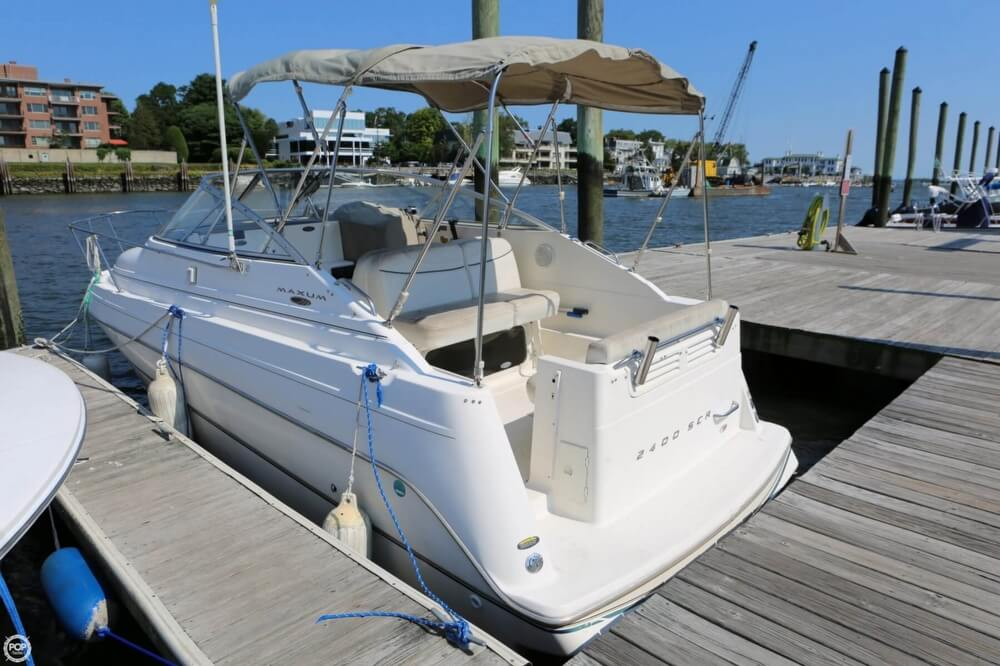 Maxum 2400 SCR boat for sale in Greenwich, CT for $18,500 | 092279