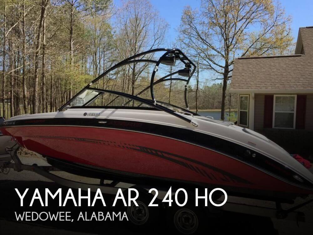 2014 Yamaha AR 240 HO - Photo #1