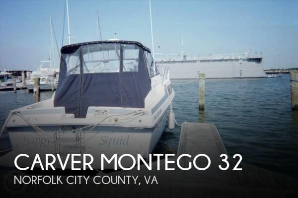 1987 Carver Montego 32 - Photo #1