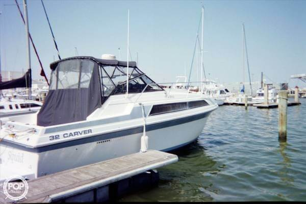 1987 Carver Montego 32 - Photo #2