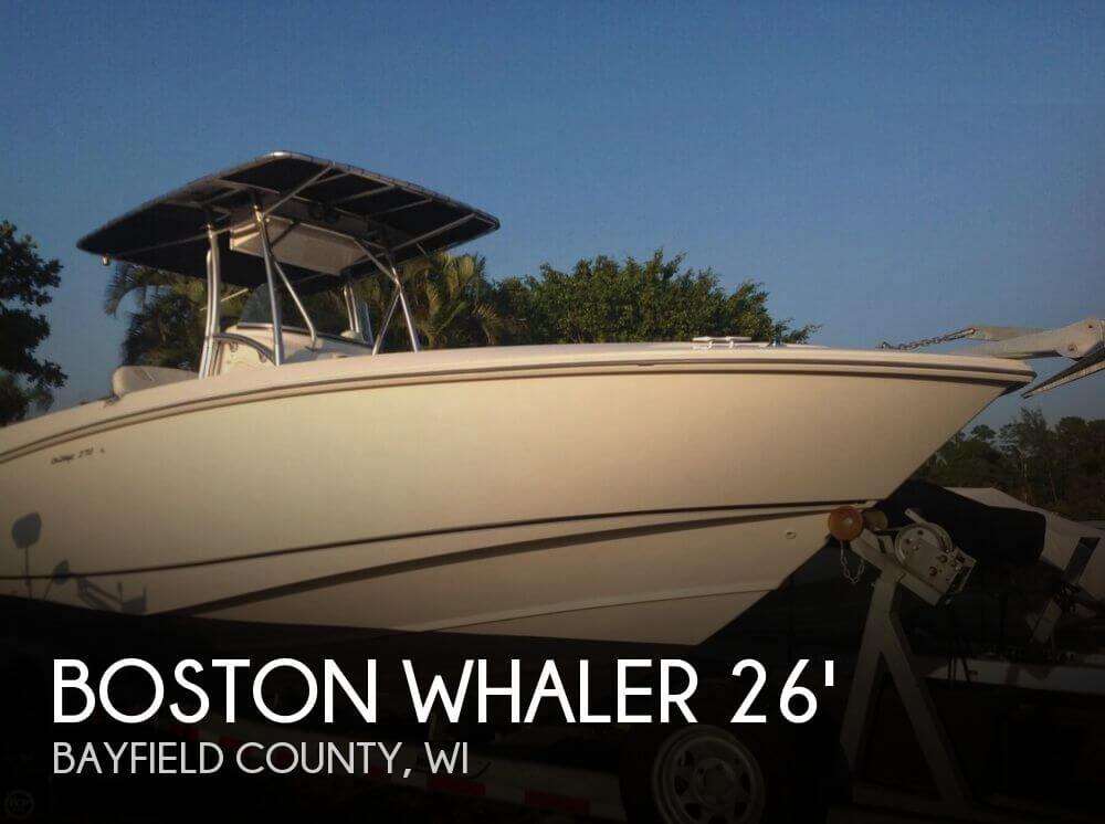 2003 Boston Whaler 270 Outrage - Photo #1
