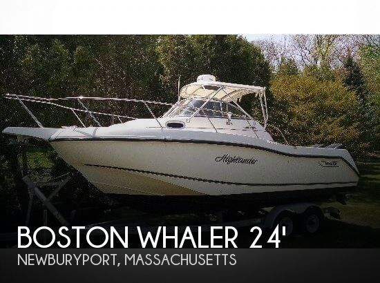 2002 Boston Whaler 255 Conquest - Photo #1