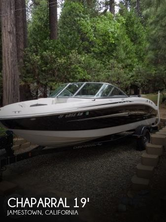 Used Chaparral Boats For Sale in California by owner | 2012 Chaparral 19