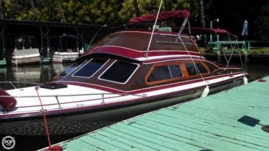 Campbell Flybridge 32, 32', for sale - $66,200