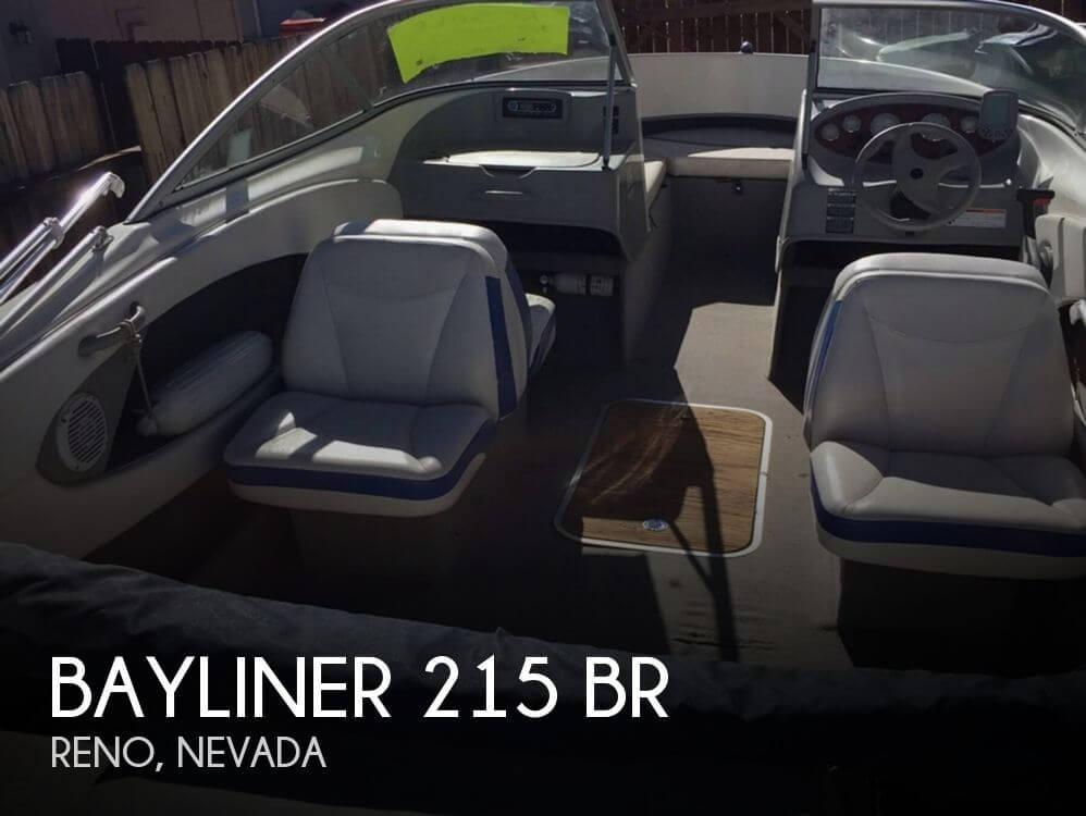 2006 Bayliner 215 BR - Photo #1