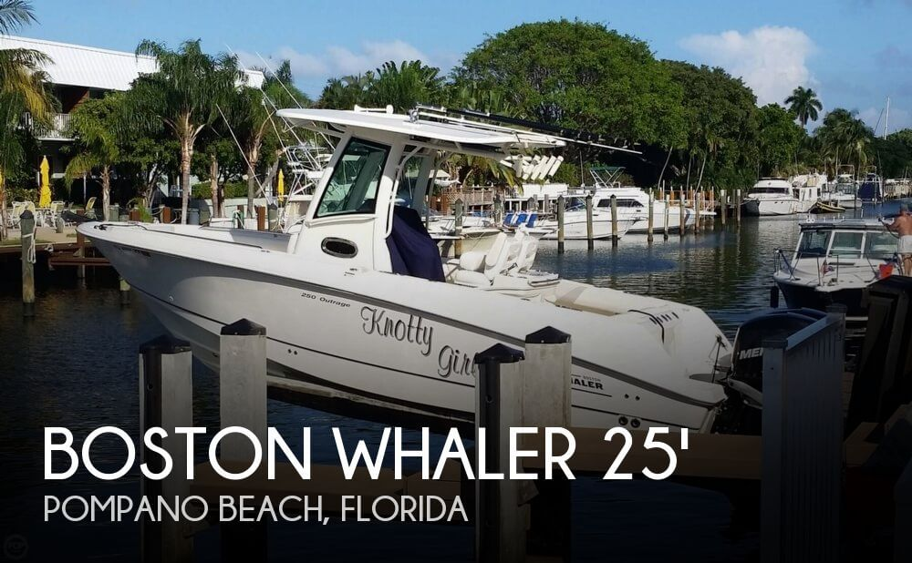 2010 Boston Whaler 250 Outrage - Photo #1
