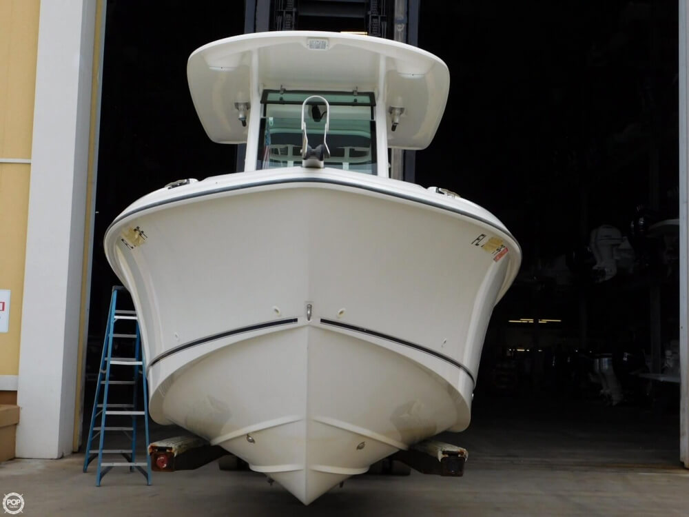 2010 Boston Whaler 250 Outrage - Photo #5