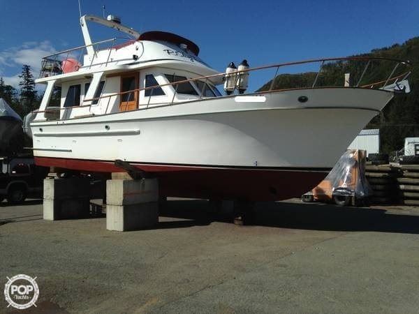 1983 PT Europa Sedan Trawler 38 - Photo #32