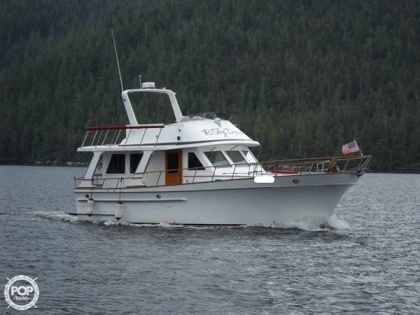 1983 PT Europa Sedan Trawler 38 - Photo #33