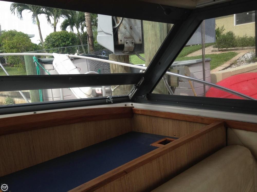 1983 Bertram Fly Bridge Cruiser II - Photo #21