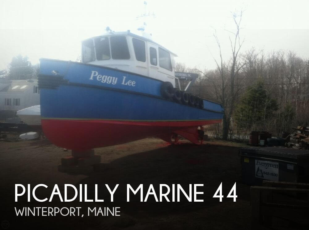 1999 Piccadilly Marine 44
