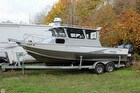 2014 Hewes 240 Pacific Cruiser - #1