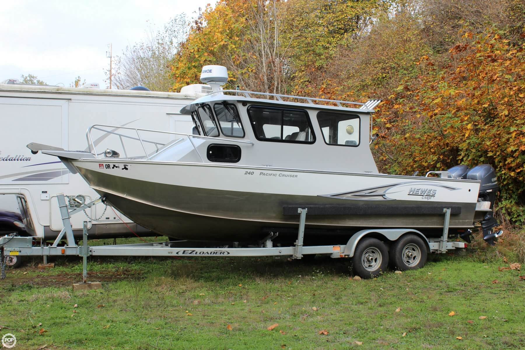 2014 Hewes 240 Pacific Cruiser For Sale