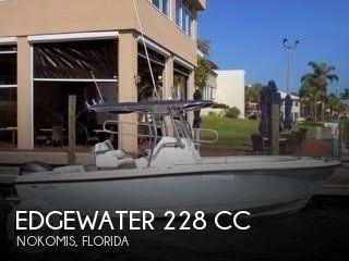 2011 Edgewater 228 CC - Photo #1