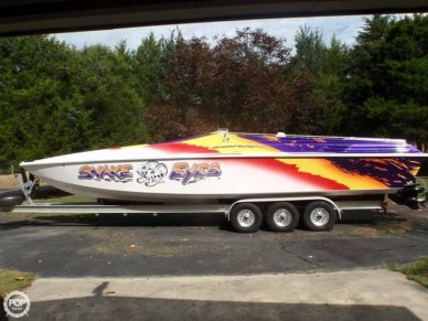Sonic STS 386, 38', for sale - $82,500