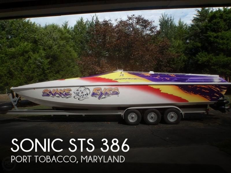 2002 Sonic STS 386 - Photo #1