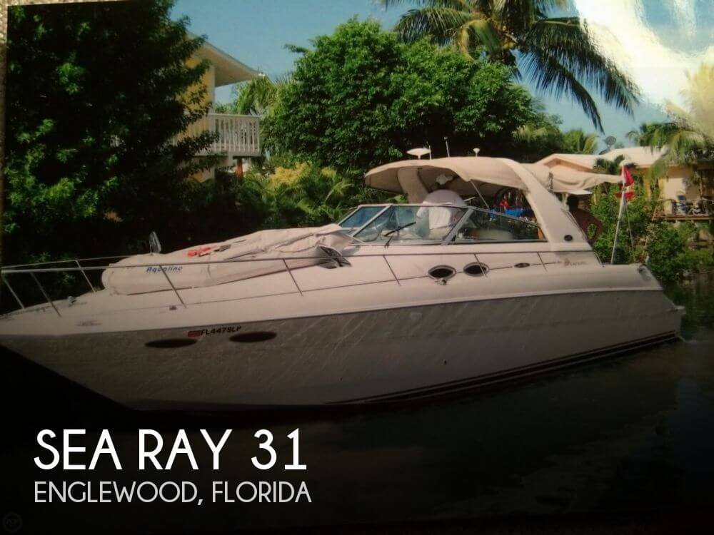 2001 Sea Ray 31 - Photo #1
