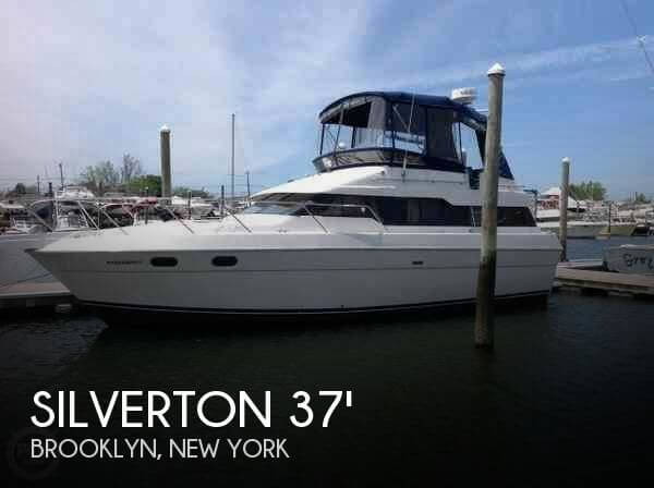 1988 Silverton 37 Motor Yacht - Photo #1