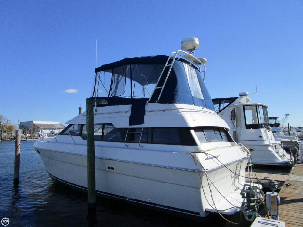 1988 Silverton 37 Motor Yacht - Photo #35