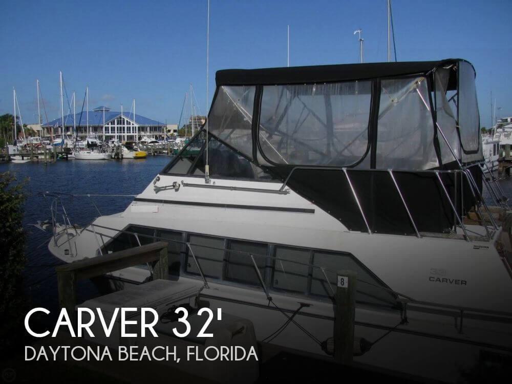 1983 Carver 3396 Mariner Sedan - Photo #1