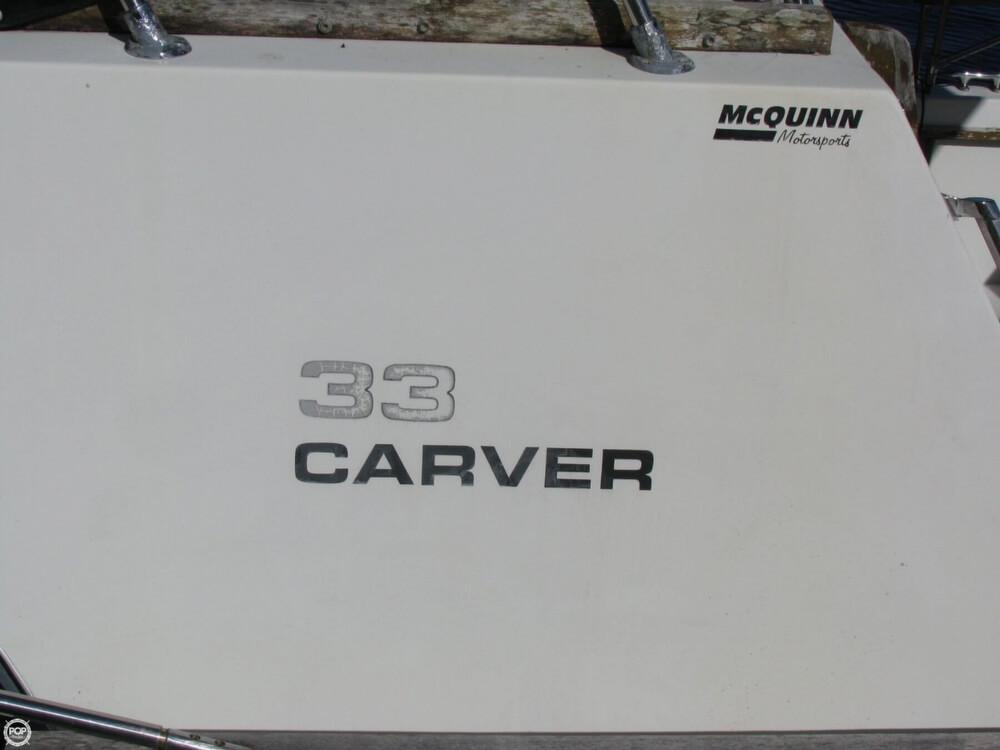 1983 Carver 3396 Mariner Sedan - Photo #16