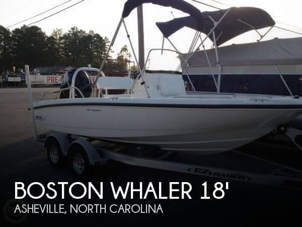 2013 Boston Whaler 18 - image 1