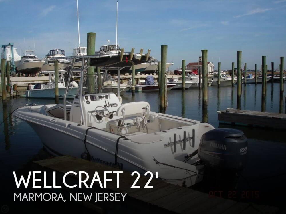 2007 Wellcraft 232 Fisherman - Photo #1