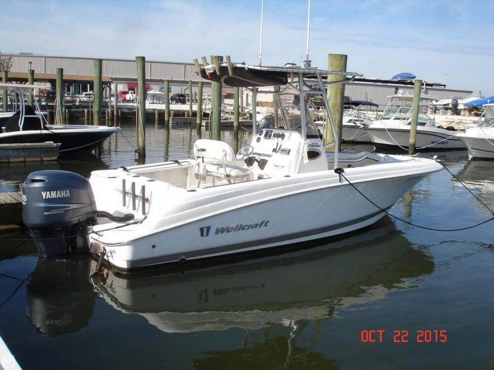 2007 Wellcraft 232 Fisherman - Photo #7