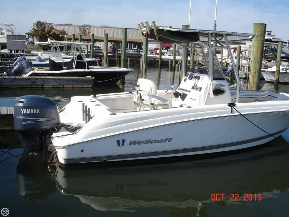 2007 Wellcraft 232 Fisherman - Photo #8