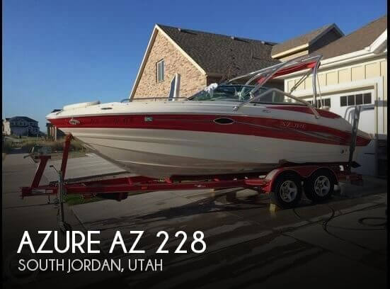 2007 AZURE AZ 228 for sale