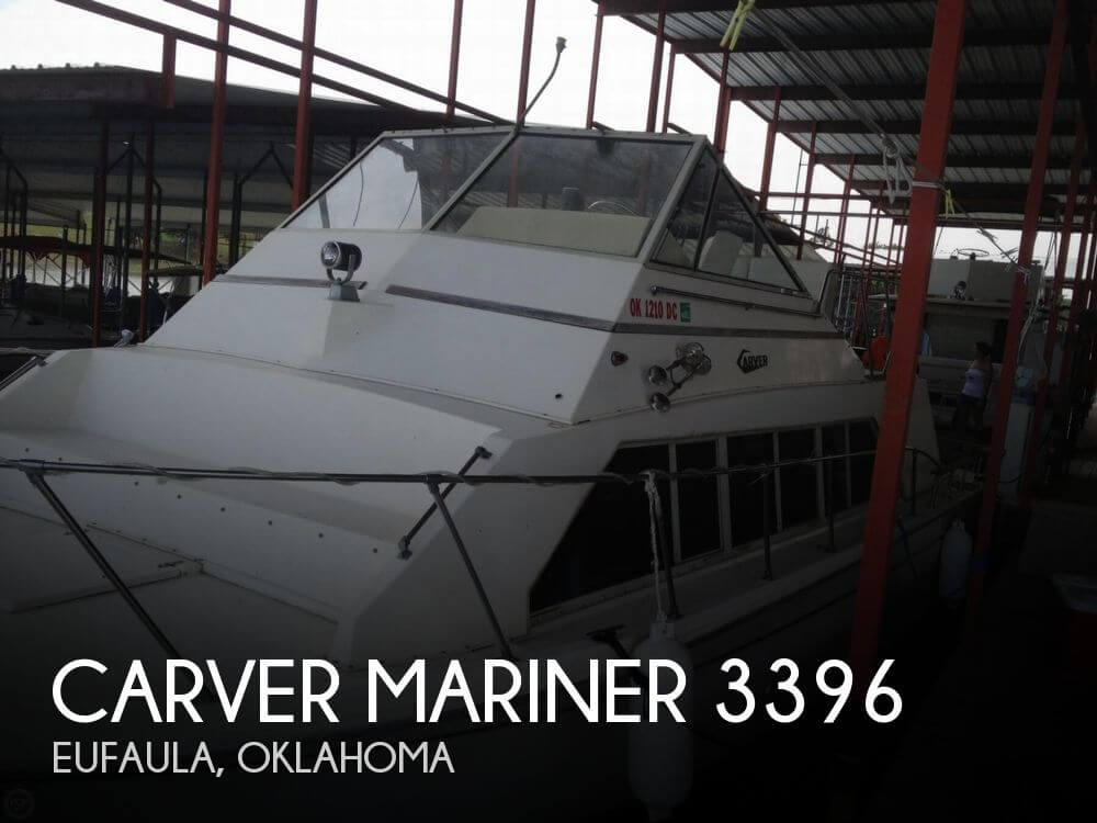 Used Carver 33 Boats For Sale by owner | 1979 Carver 33