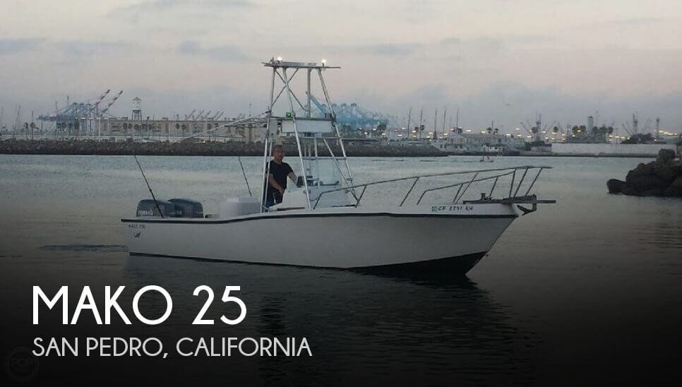 Used MAKO Boats For Sale by owner | 1982 Mako 25