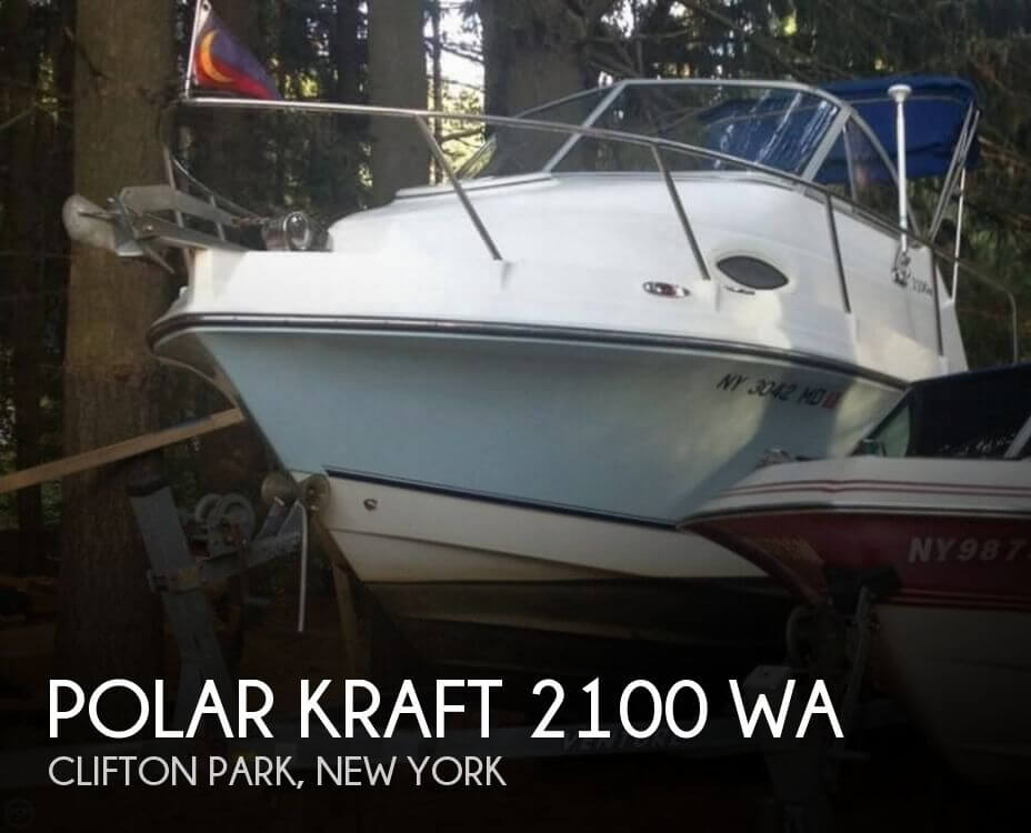 Used Polar Kraft Boats For Sale by owner | 2005 Polar Kraft 21