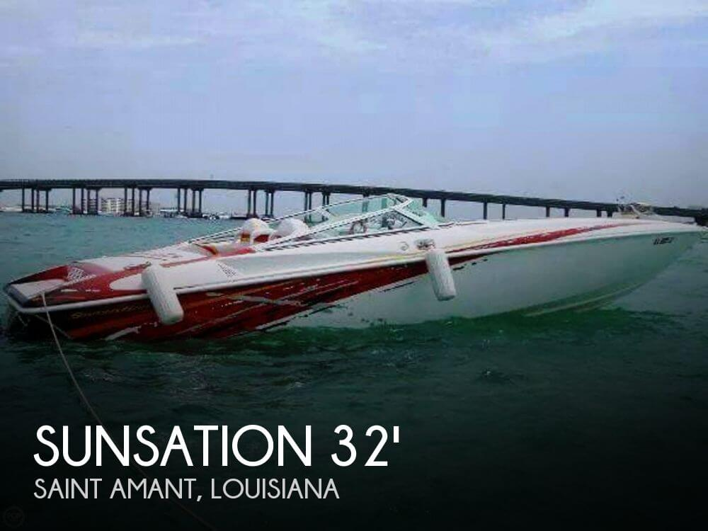 Used Boats For Sale in Baton Rouge, Louisiana by owner | 2005 Sunsation 32
